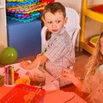Tinny Little Cherubs (Kids 6-8) Beginners